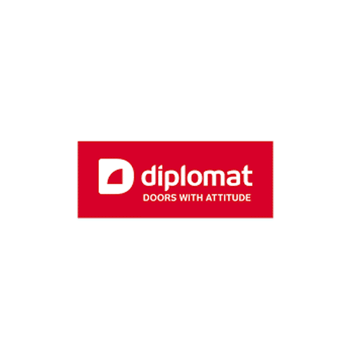 Diplomat ytterdörrar innerdörrar